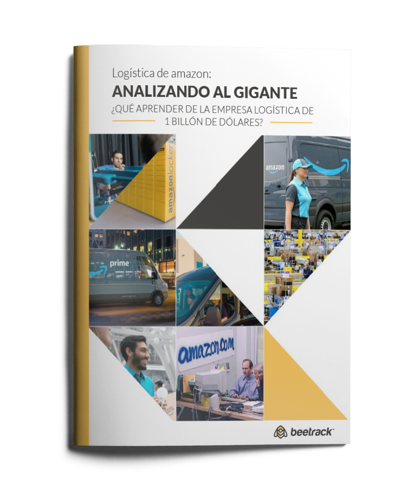 BEE - Portada - Logística de Amazon
